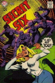 The Secret Six 1968 - 1969 #5