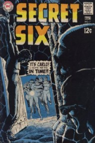 The Secret Six 1968 - 1969 #7