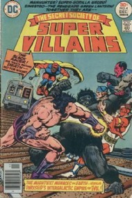 The Secret Society of Super-Villains 1976 - 1978 #4