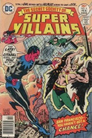 The Secret Society of Super-Villains 1976 - 1978 #5