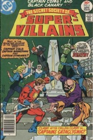 The Secret Society of Super-Villains 1976 - 1978 #6
