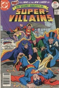 The Secret Society of Super-Villains 1976 - 1978 #7