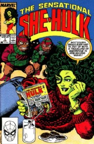 The Sensational She-Hulk (2nd Series) 1989 - 1994 #2