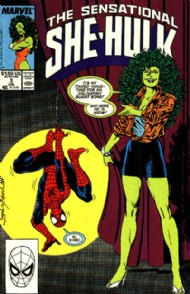 The Sensational She-Hulk (2nd Series) 1989 - 1994 #3