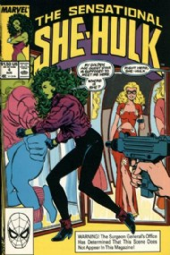 The Sensational She-Hulk (2nd Series) 1989 - 1994 #4