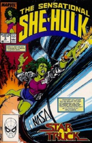 The Sensational She-Hulk (2nd Series) 1989 - 1994 #6