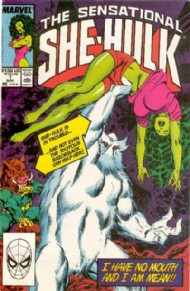 The Sensational She-Hulk (2nd Series) 1989 - 1994 #7