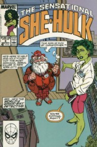 The Sensational She-Hulk (2nd Series) 1989 - 1994 #8