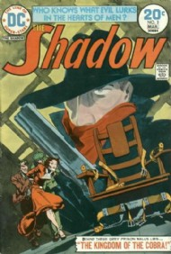 The Shadow 1973 - 1975 #3