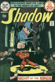 The Shadow 1973 - 1975 #6