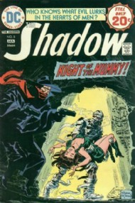 The Shadow 1973 - 1975 #8