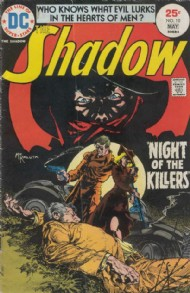 The Shadow 1973 - 1975 #10