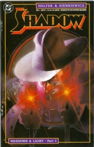 The Shadow (2nd Series) 1987 - 1989 #1