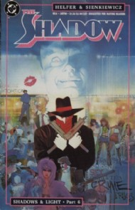 The Shadow (2nd Series) 1987 - 1989 #6