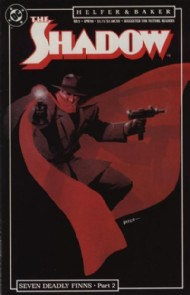 The Shadow (2nd Series) 1987 - 1989 #9