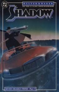 The Shadow (2nd Series) 1987 - 1989 #10