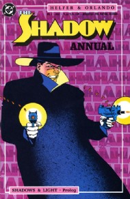 The Shadow (2nd Series) Annual 1987 #1