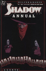 The Shadow (2nd Series) Annual 1987 #2