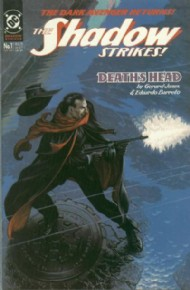 The Shadow Strikes! 1989 - 1992 #1