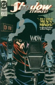 The Shadow Strikes! 1989 - 1992 #7