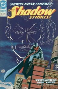 The Shadow Strikes! 1989 - 1992 #10