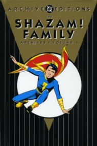 The Shazam! Family Archives 2006 #1