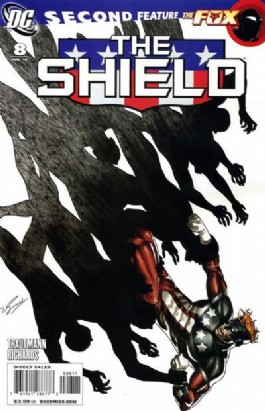 The Shield #8