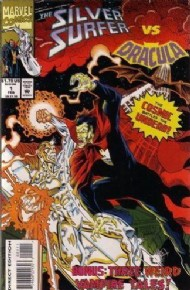 The Silver Surfer Vs. Dracula 1994 #1