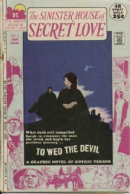 The Sinister House of Secret Love 1971 - 1972 #2