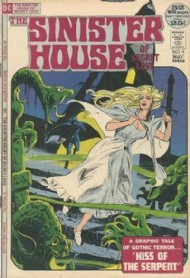 The Sinister House of Secret Love 1971 - 1972 #4