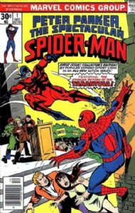 The Spectacular Spider-Man (1st Series) 1976 - 1998 #1