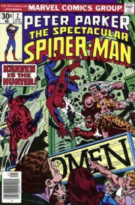 The Spectacular Spider-Man (1st Series) #2