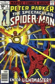 The Spectacular Spider-Man (1st Series) 1976 - 1998 #3