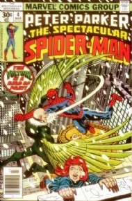The Spectacular Spider-Man (1st Series) 1976 - 1998 #4