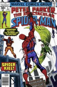 The Spectacular Spider-Man (1st Series) 1976 - 1998 #5