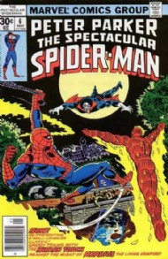 The Spectacular Spider-Man (1st Series) 1976 - 1998 #6