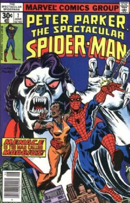 The Spectacular Spider-Man (1st Series) #7
