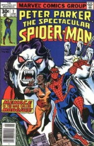 The Spectacular Spider-Man (1st Series) 1976 - 1998 #7
