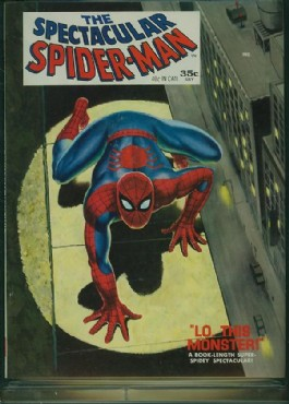 The Spectacular Spider-Man (Magazine) #1