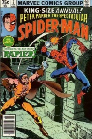 The Spectacular Spider-Man Annual 1979 - 1994 #2