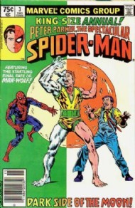 The Spectacular Spider-Man Annual 1979 - 1994 #3
