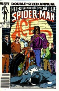 The Spectacular Spider-Man Annual 1979 - 1994 #5