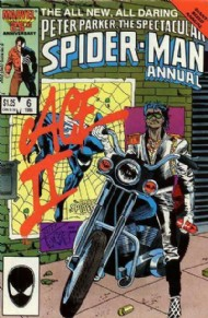 The Spectacular Spider-Man Annual 1979 - 1994 #6