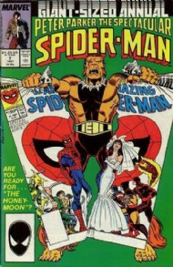 The Spectacular Spider-Man Annual 1979 - 1994 #7