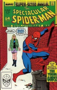 The Spectacular Spider-Man Annual 1979 - 1994 #8