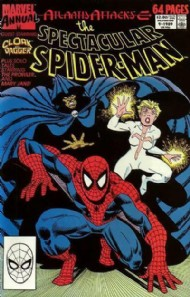The Spectacular Spider-Man Annual 1979 - 1994 #9