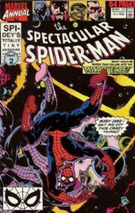 The Spectacular Spider-Man Annual 1979 - 1994 #10