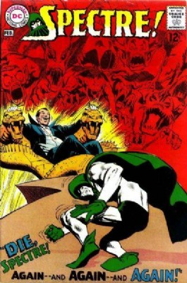 The Spectre (1st Series) #2