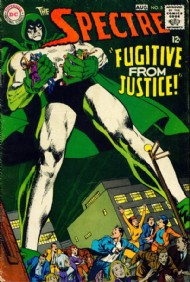The Spectre (1st Series) 1967 - 1969 #5