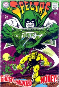The Spectre (1st Series) 1967 - 1969 #7